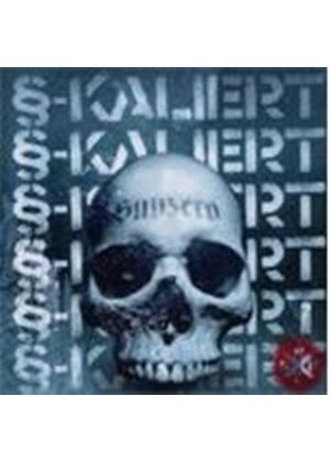 SS-Kaliert - Subzero (Music CD)