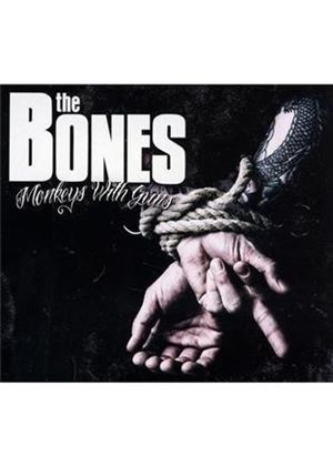 The Bones - Monkeys with Guns (Digipak Deluxe Edition) (Music CD)
