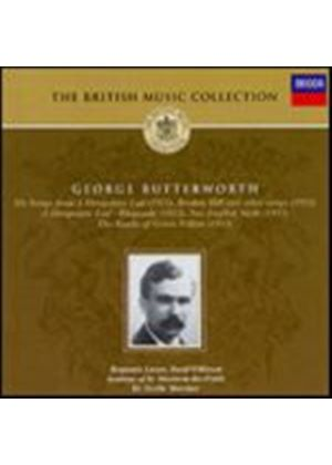 George Butterworth - Shropshire Lad/Banks Of Green Willow (Asmif, Marriner) (Music CD)