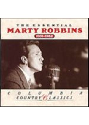 Marty Robbins - The Essential - 1951-1982 (Music CD)