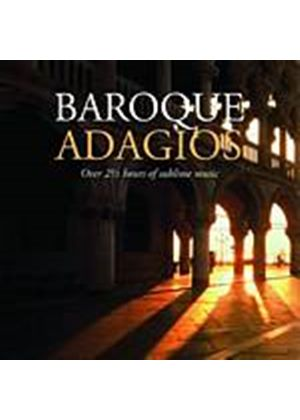 Various Composers - Baroque Adagios (Marriner, AAM, I Musici) (Music CD)
