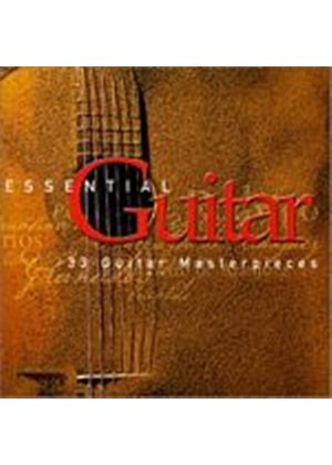 Various Composers - Essential Guitar - 33 Guitar Masterpieces (Music CD)