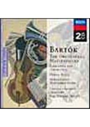 Bela Bartok - Orchestral Masterpieces (Solti, Chicago SO) (Music CD)