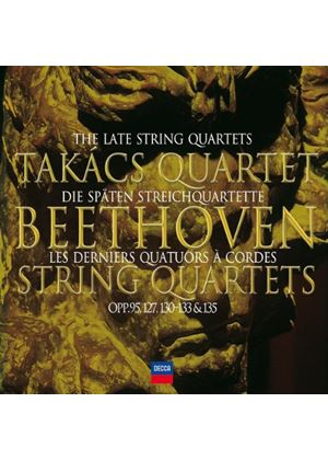 Beethoven: (The) Late Quartets