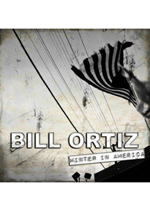 Bill Ortiz - Winter in America (Music CD)