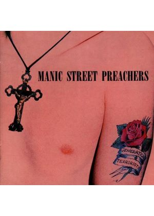 Manic Street Preachers - Generation Terrorists (Music CD)