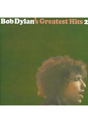 Bob Dylan - Greatest Hits Vol.2 (Music CD)