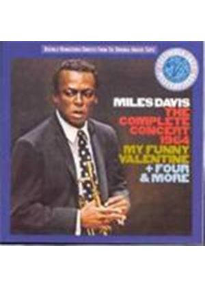 Miles Davis - Complete Concert 1964, The (My Funny Valentine & Four More)