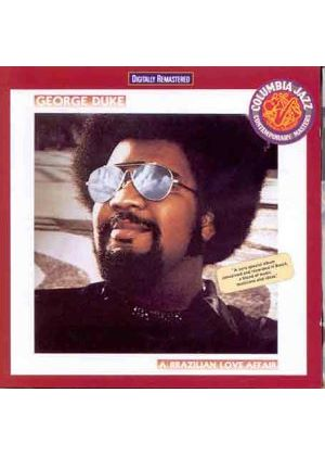 George Duke - Brazilian Love Affair (Music CD)