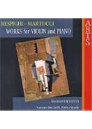 Martucci & Respighi: Chamber Works, Volume 2