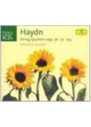 Joseph Haydn - String Quartets Op. 76, 77 And 103 (Amadeus Quartet) (Music CD)