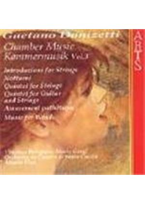 Donizetti: Chamber Works, Volume 3