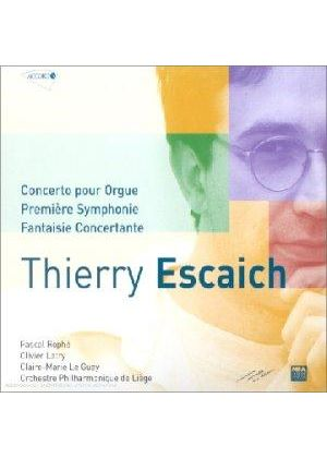 Escaich: Orchestral Works