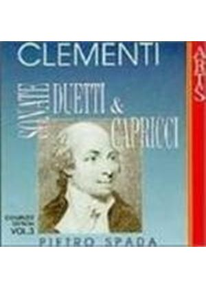 Clementi: Piano Works, Volume 3