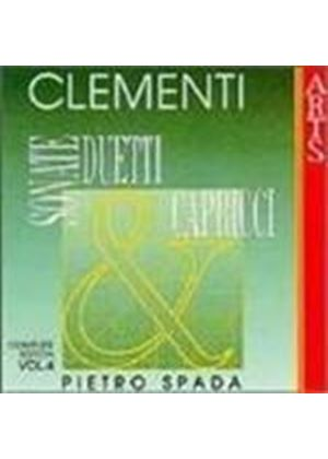 Clementi: Piano Works, Volume 4