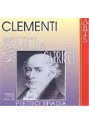 Clementi: Piano Works, Volume 12