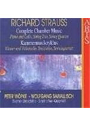 R. Strauss: Chamber Works, Volume 6