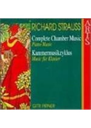 R. Strauss: Complete Chamber Works, Volume 7