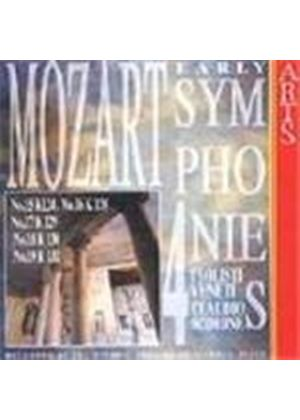 Mozart: Early Symphonies, Vol 4