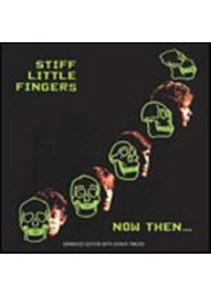 Stiff Little Fingers - Now Then (Music CD)