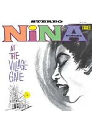 Nina Simone - Nina Simone At The Village Gate (Music CD)