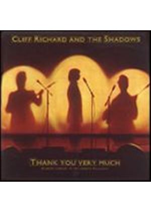Cliff Richard And The Shadows - Thank You Very Much [Remastered & Bonus Tracks] (Music CD)