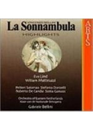 Vincenzo Bellini - La Sonnambula: Highlights (Orchestra Of Eastern Netherlands) (Music CD)