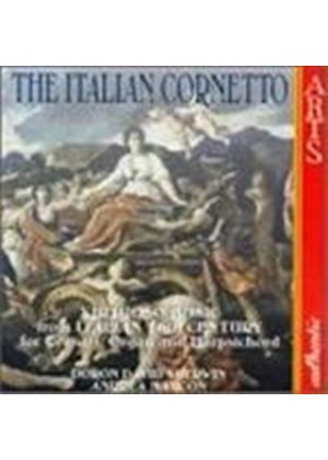 Various Composers - The Italian Cornetto (Sherwin, Marcon) (Music CD)