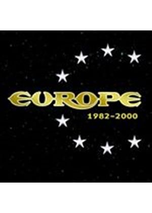Europe - Greatest Hits 1982 - 2000 (Music CD)
