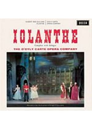 Gilbert And Sullivan - Iolanthe (DOyly Carte) (Music CD)