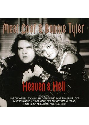 Meat Loaf and Bonnie Tyler - Heaven and Hell (Music CD)