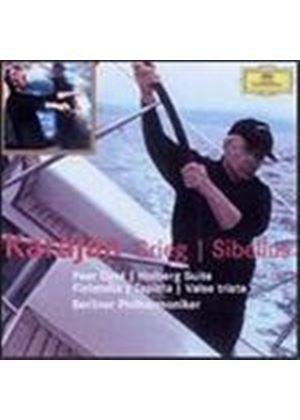 Grieg; Sibelius: Orchestral Works