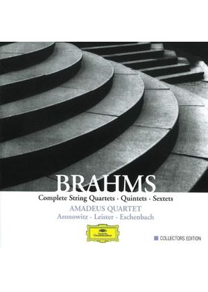 Brahms: Complete String Chamber Works