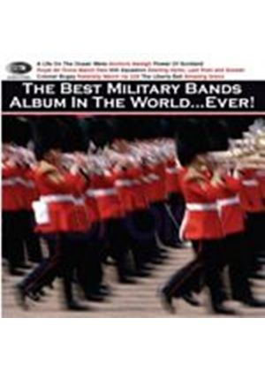 Various Artists - The Very Best Of Military (Music CD)