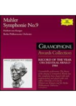 Gustav Mahler - Symphonie No. 9 (Von Karajan) (Gramophone Awards Collection) (Music CD)