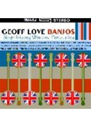 Geoff Loves Banjo Band - 50 Sing-A-Long Wartime Hits (Music CD)