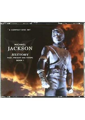 Michael Jackson - History - Past Present And Future Book 1 (Music CD)