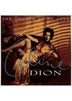 Celine Dion - The Colour Of My Love (Music CD)