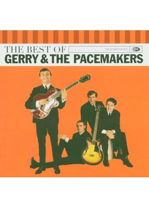 Gerry & The Pacemakers - The Best of Gerry & The Pacemakers (Music CD)