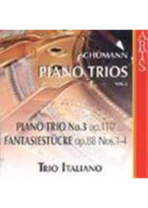Schumann: Piano Trios, Vol 2