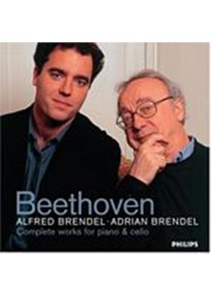 Ludwig Van Beethoven - Complete Works For Piano & Cello (Brendel, Brendel) (Music CD)