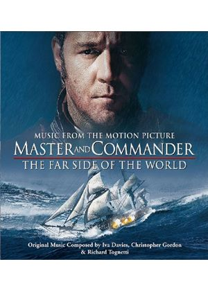 Original Soundtrack - Master & Commander (Davies, Tognetti, Gordon) (Music CD)