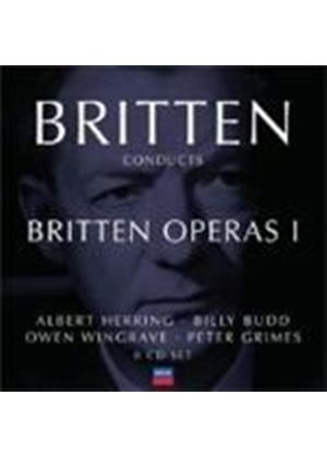 Britten: Albert Herring; Billy Budd; Owen Wingrave; Peter Grimes