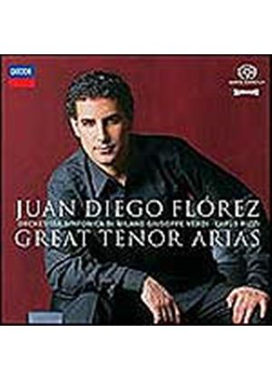 Juan Diego Florez - Great Tenor Arias [SACD/CD Hybrid] (Music CD)