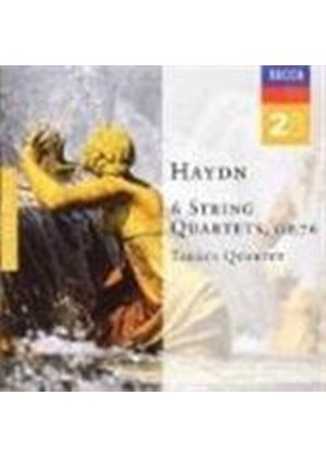 Joseph Haydn - 6 String Quartets Op.76 (Takacs Quartet) (Music CD)