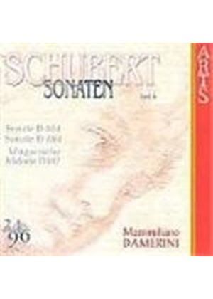 Schubert: Piano Sonatas Vol 4