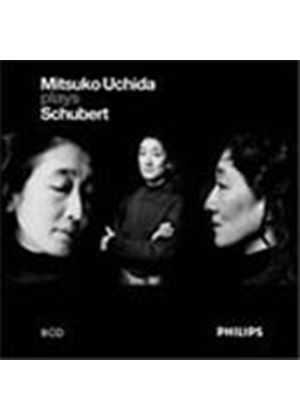 Mitsuko Uchida - Uchida plays Schubert (Box set)