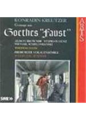 Kreutzer: Songs from Goethe's Faust
