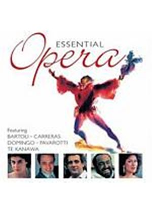 Various Composers - Essential Opera (Music CD)