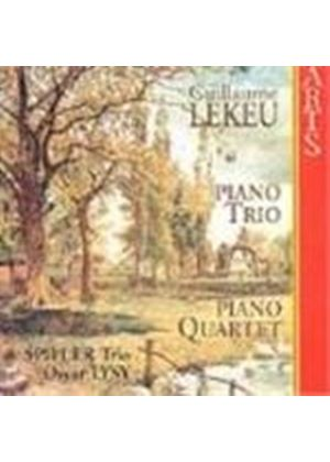 Lekeu: Piano Trio; Piano Quartet(Unfinished)
